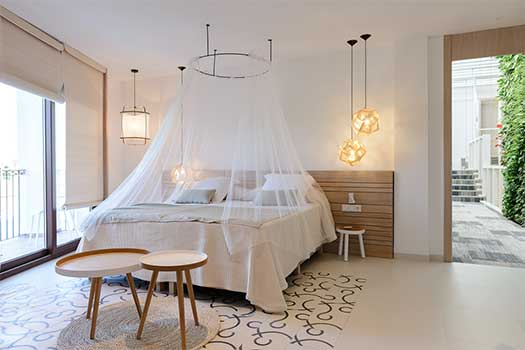 Accomodation services in Ibiza