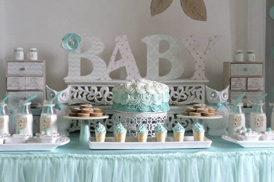 Baby shower born event planning Ibiza