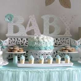 Baby shower party in Ibiza
