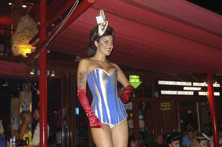 Bachelor Ibiza event panner