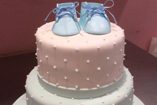 Baptism cake design service