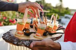 Catering event planner