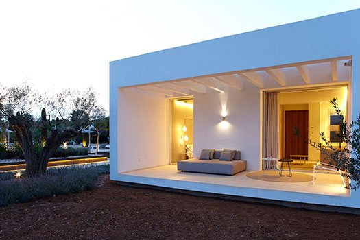 Design accomodation services in Ibiza