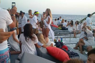 Entertainment service in Ibiza