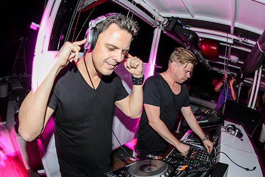 Dj music Ibiza service