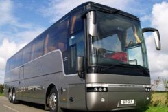 Bus service and transfer in Ibiza