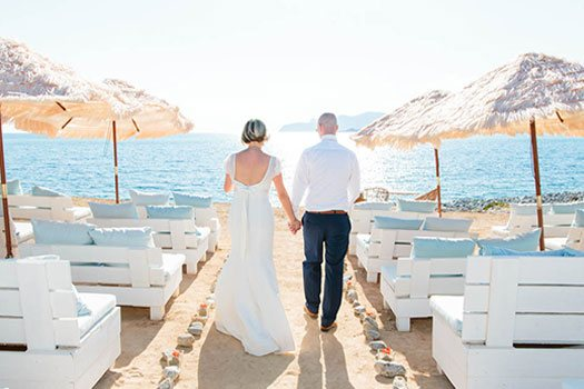 Wedding Beach Venue sourching Ibiza