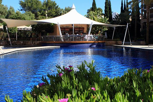 Ibiza location service swimming pool, event management Ibiza