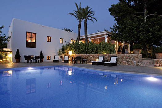 Venue sourching swimming pool locations, event management Ibiza